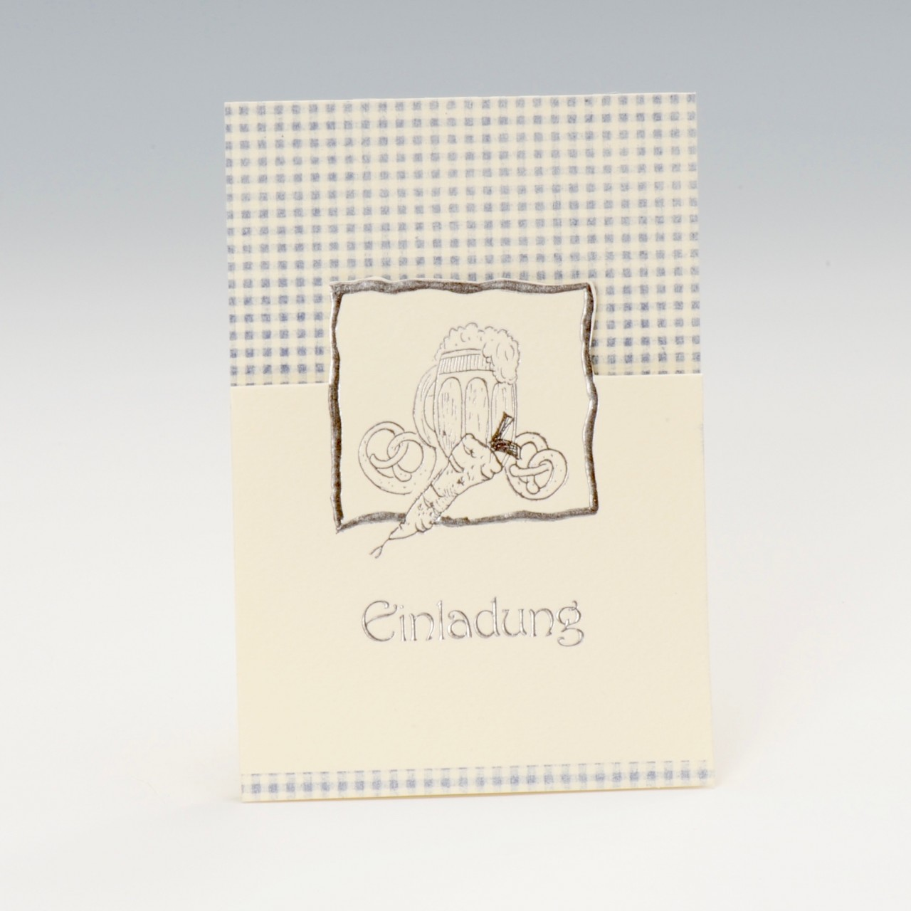 Einladungskarte - A 2088