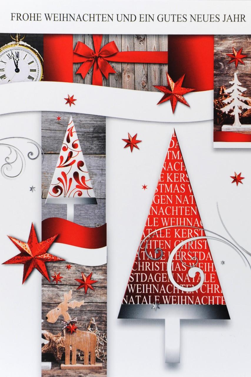 Weihnachtskarte - FW 14727