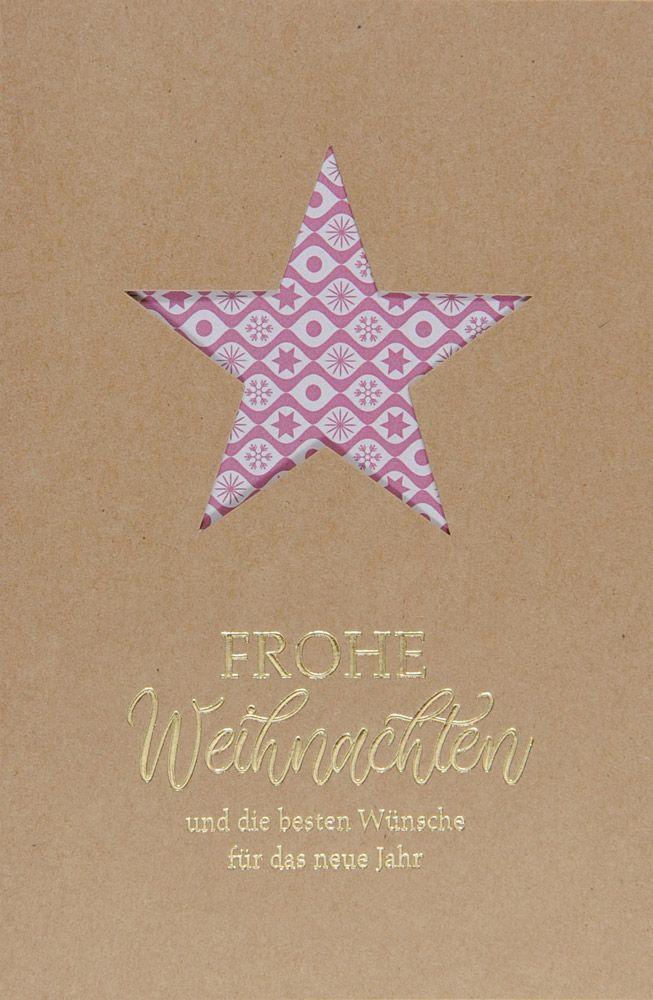 Weihnachtskarte - FW 18091