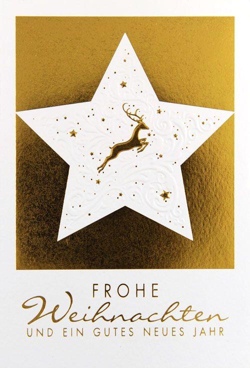 Weihnachtskarte - FW 13804