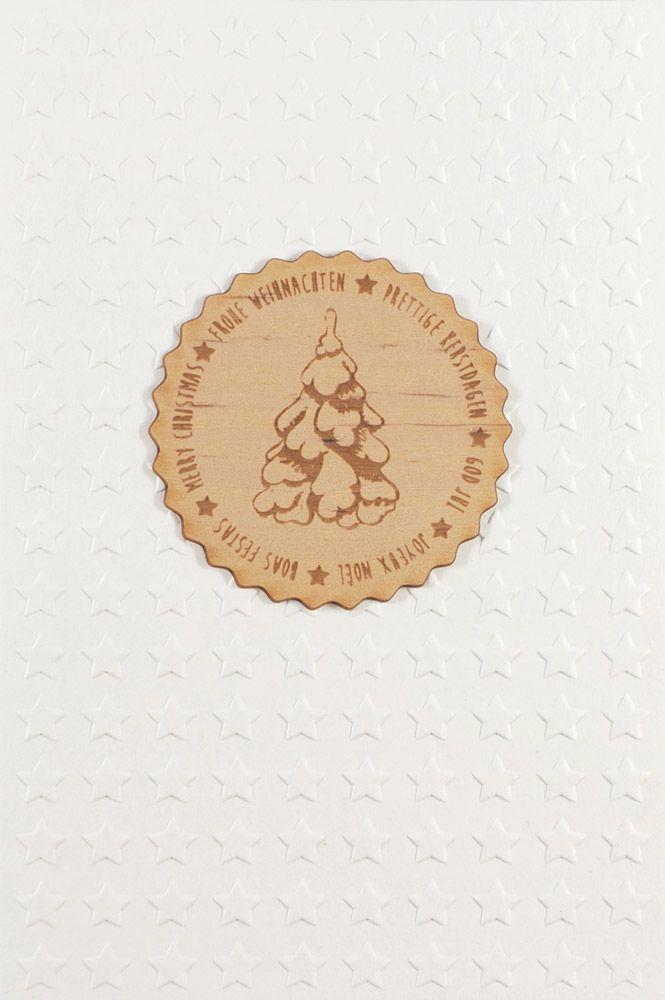 Weihnachtskarte - FW 18099