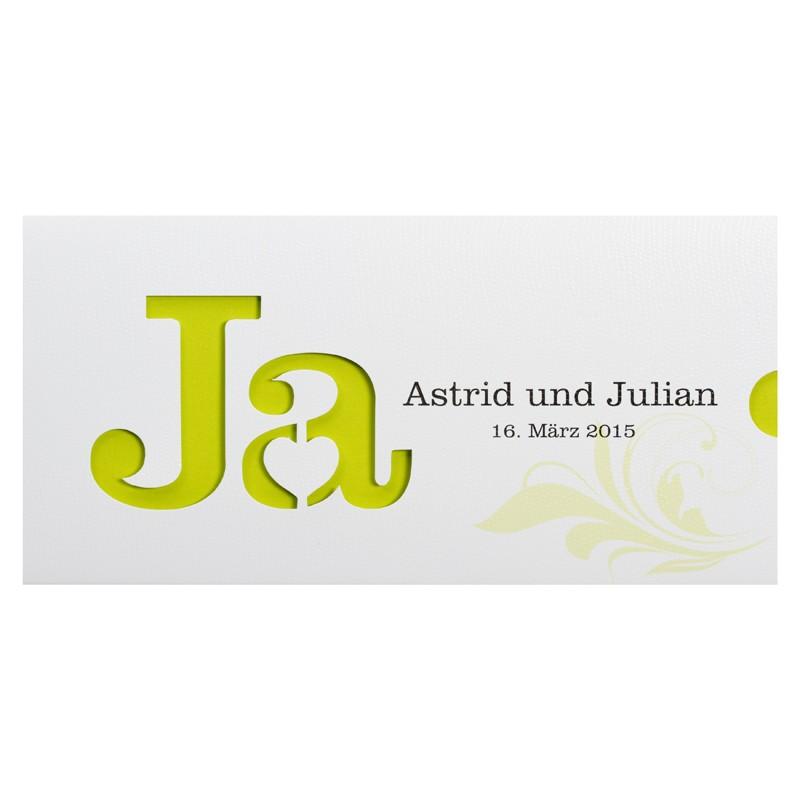 Einladungskarte - BÜ 104.030