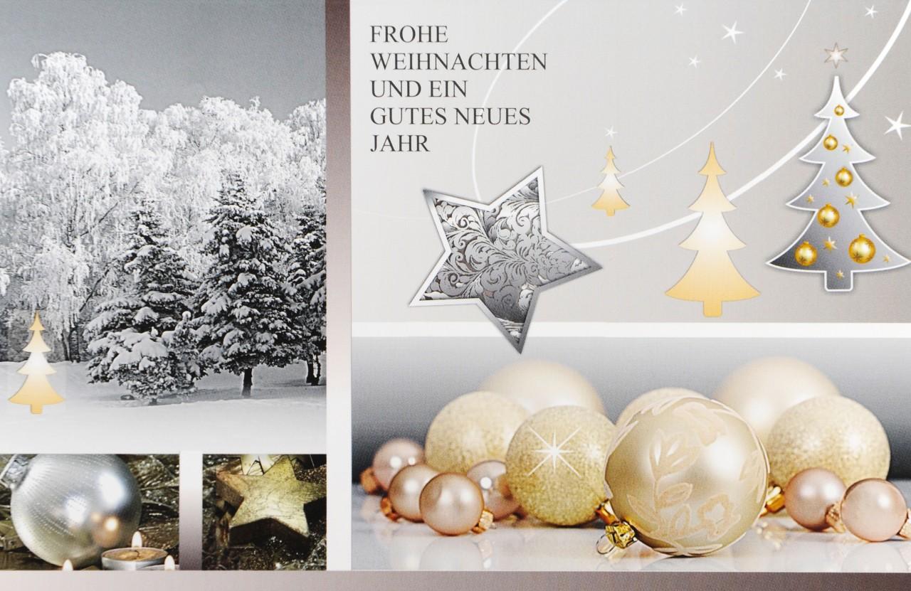 Weihnachtskarte - FW 14728