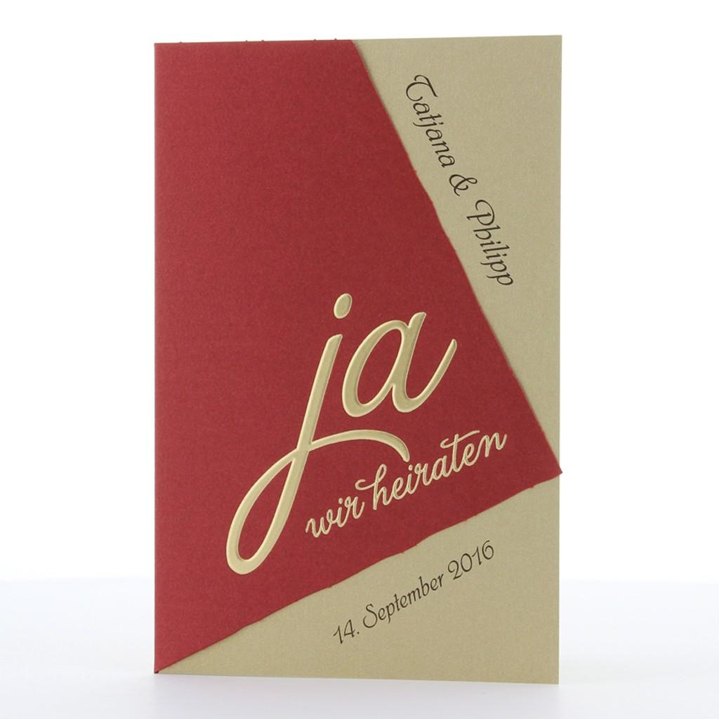 Einladungskarte - EX 724064