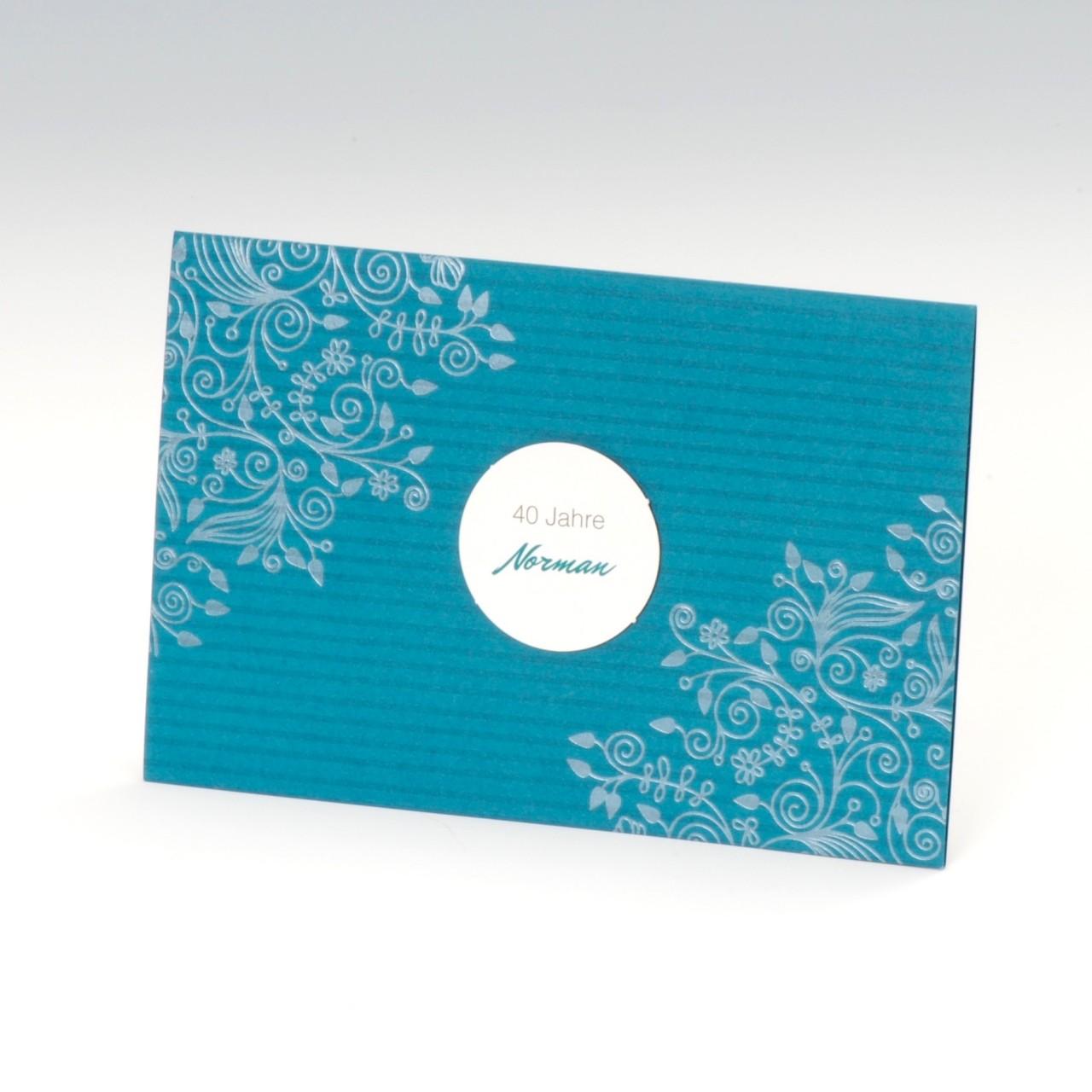 Einladungskarte - A 2094