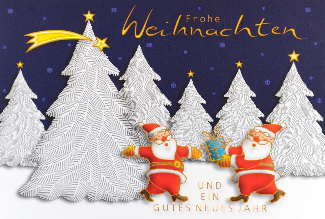 Weihnachtskarte - FW 14729