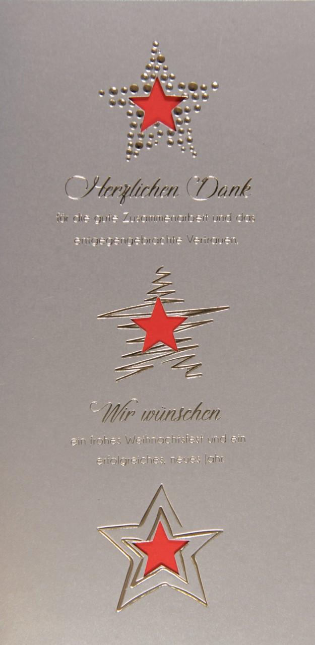 Weihnachtskarte - FW 17992