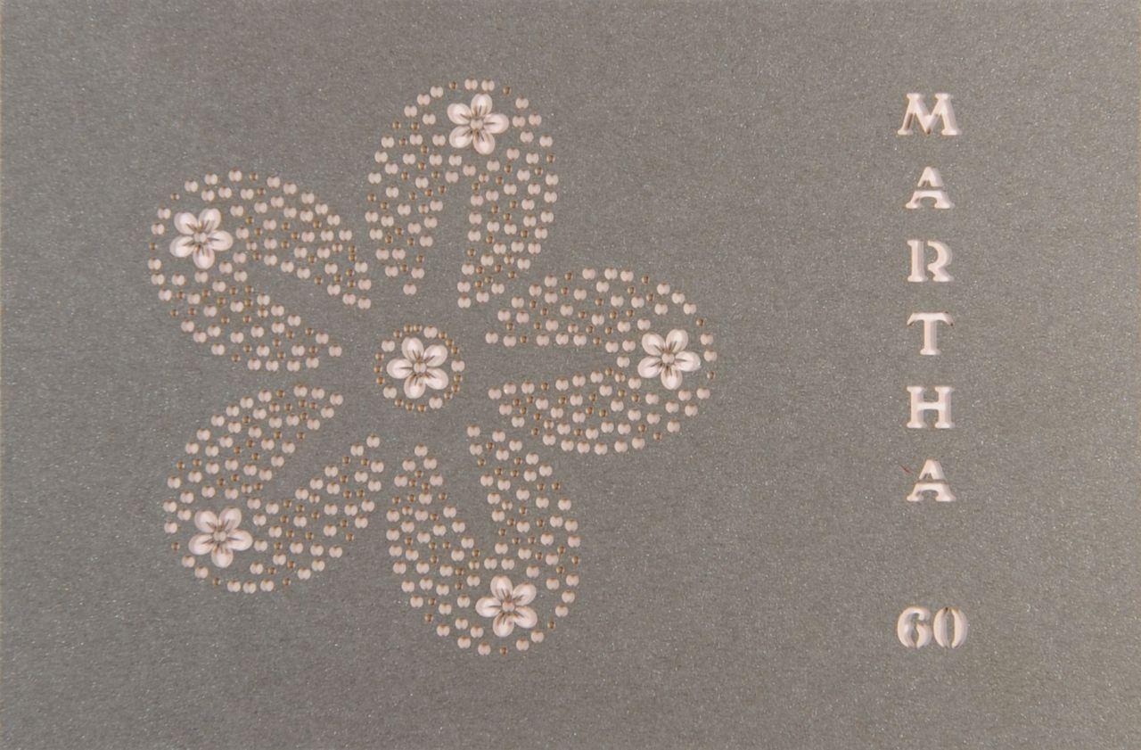 Einladungskarte - A 2142