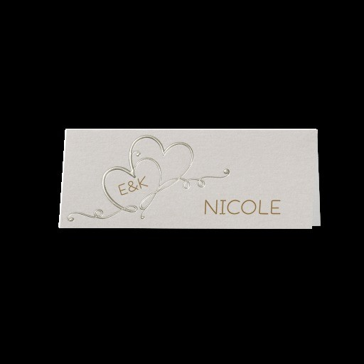 Tischkarte (6 Stück) - EX726753