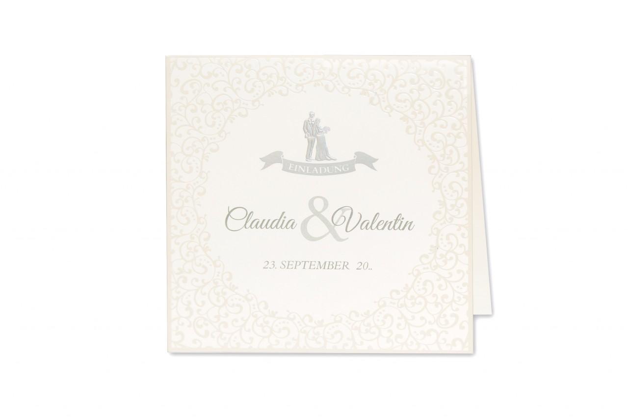Einladungskarte - 17H130