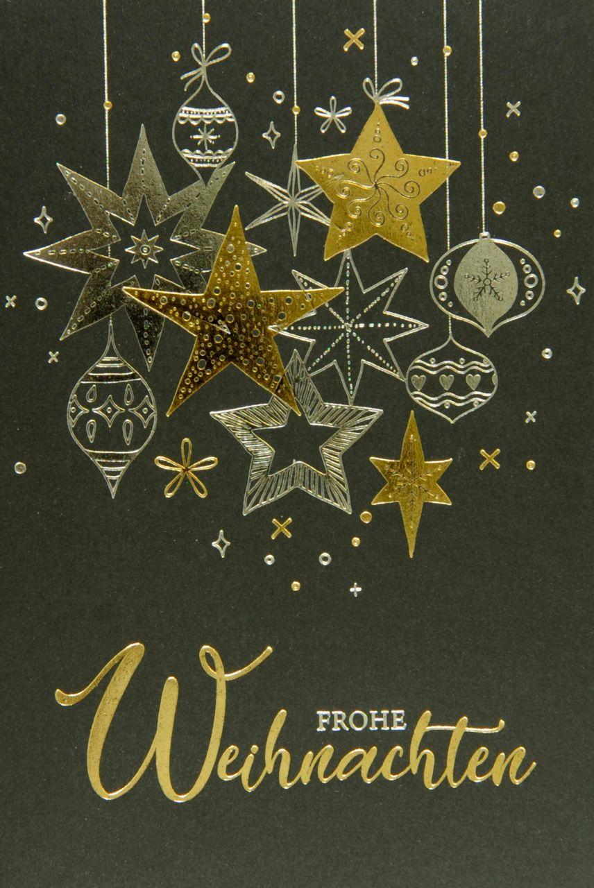 Weihnachtskarte - FW 18138