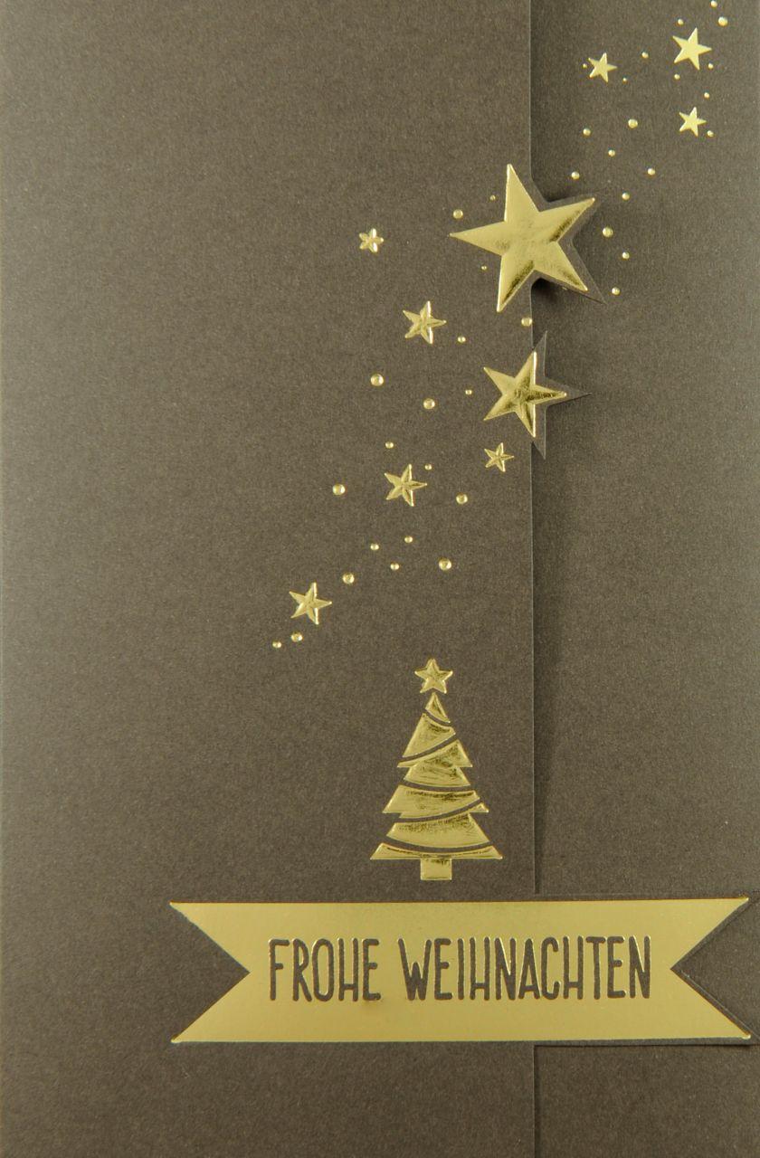 Weihnachtskarte - FW 18147
