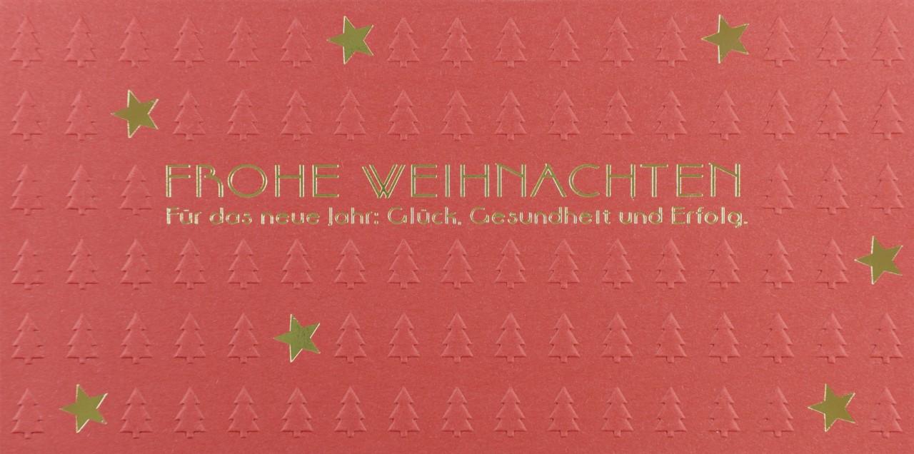 Weihnachtskarte - FW 17789