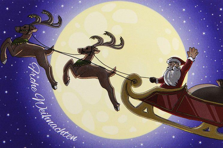 Weihnachtskarte - FW 18047