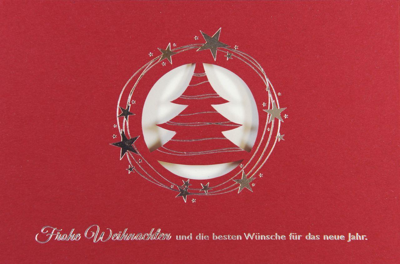 Weihnachtskarte - FW 17982