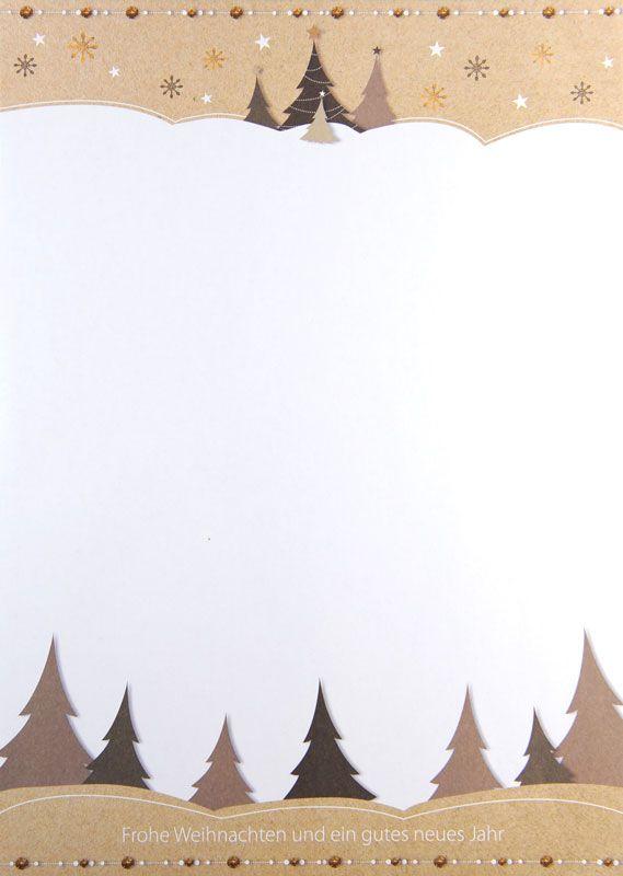 Weihnachtsbogen - FW 15964