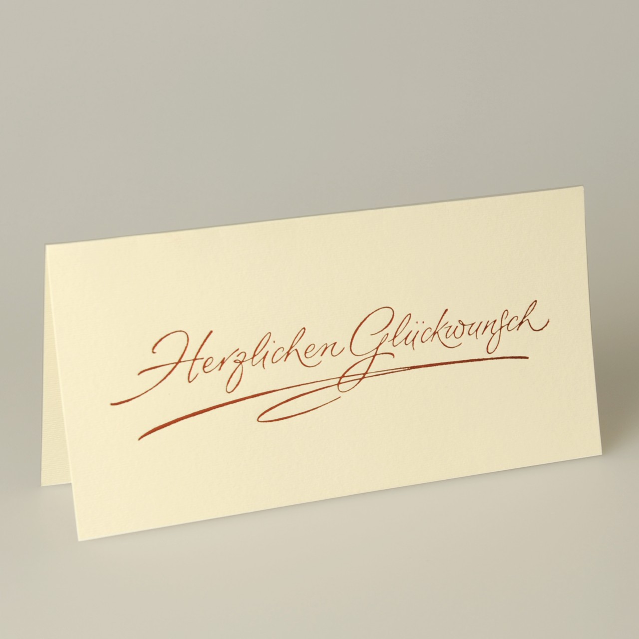 Glückwunschkarte - A 3781