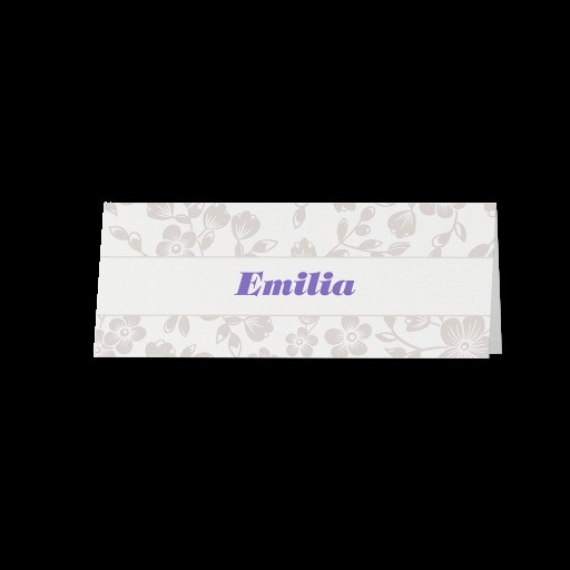 Tischkarte (6 Stück) - EX726765