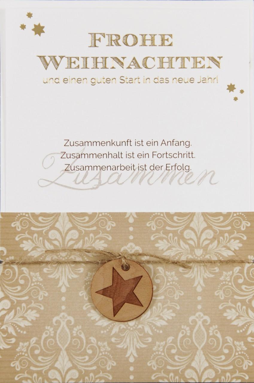 Weihnachtskarte - FW 17996