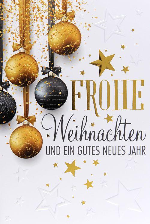 Weihnachtskarte - FW 13807