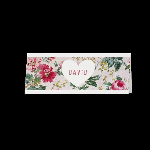 Tischkarte (6 Stück) - EX726740