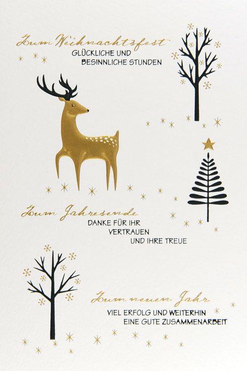 Weihnachtskarte - FW 15957
