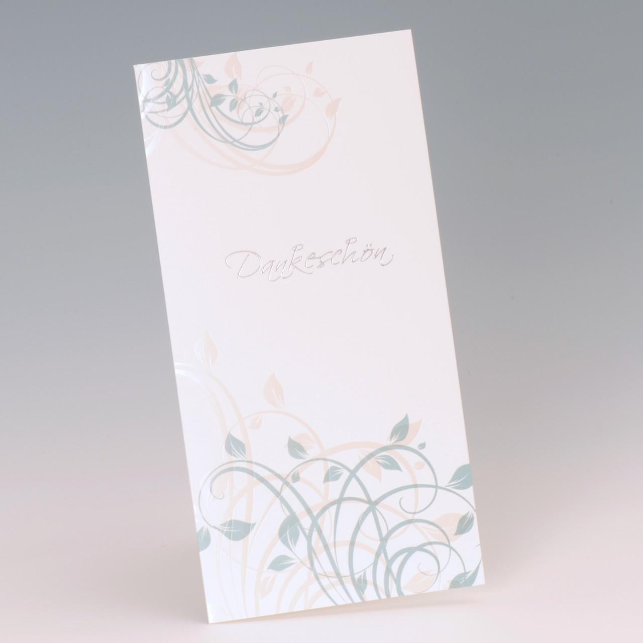 Dankkarte - D 0934
