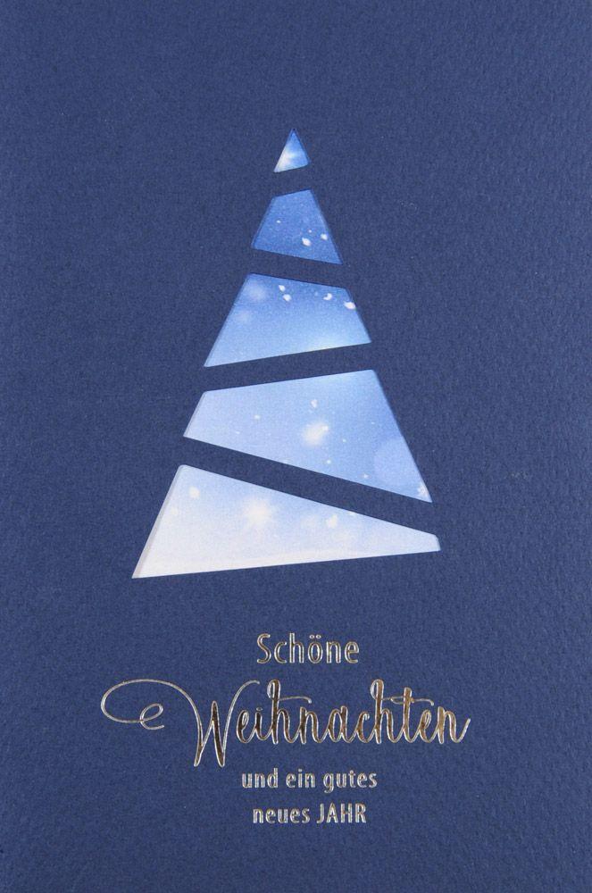 Weihnachtskarte - FW 18083