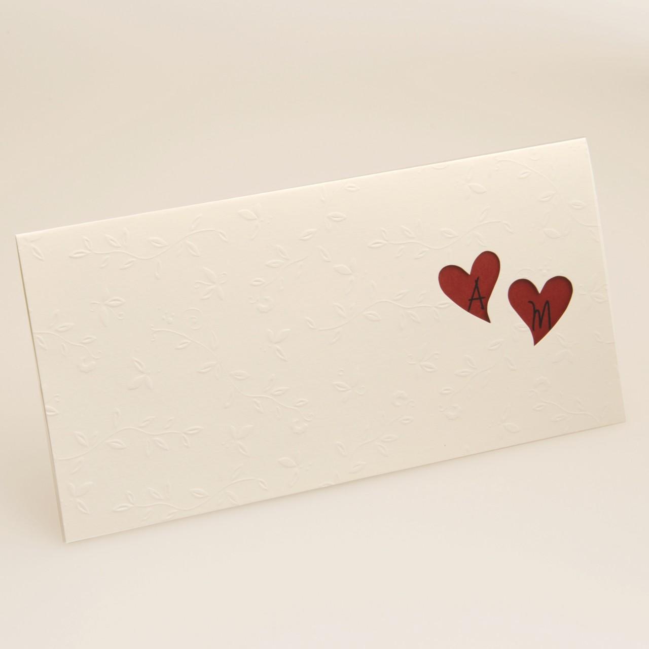 Einladungskarte - H 1876