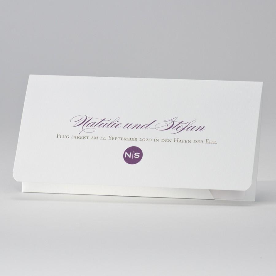 Einladungskarte - BÜ 105.024