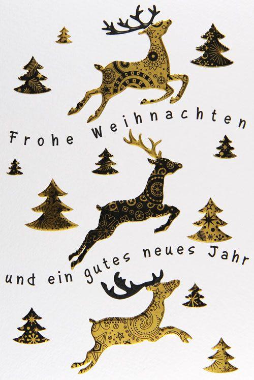 Weihnachtskarte - FW 13805
