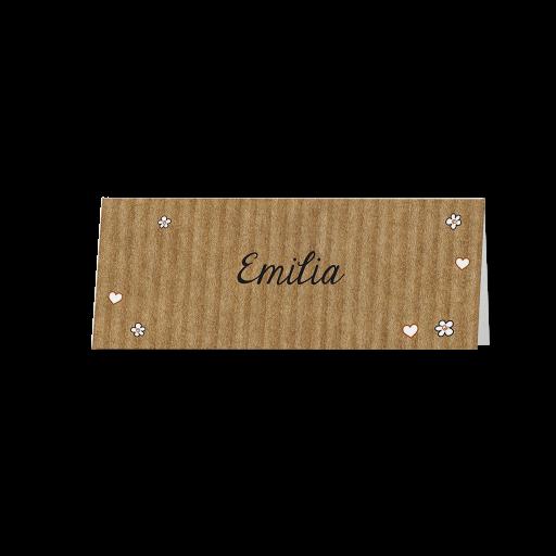 Tischkarte (6 Stück) - EX726726