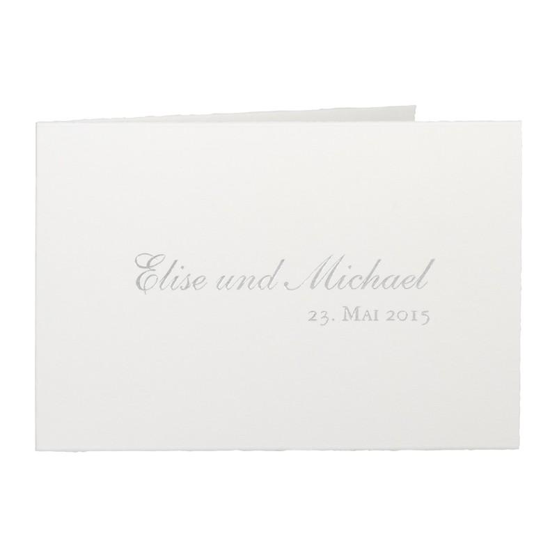 Blancokarte - BÜ 303.004