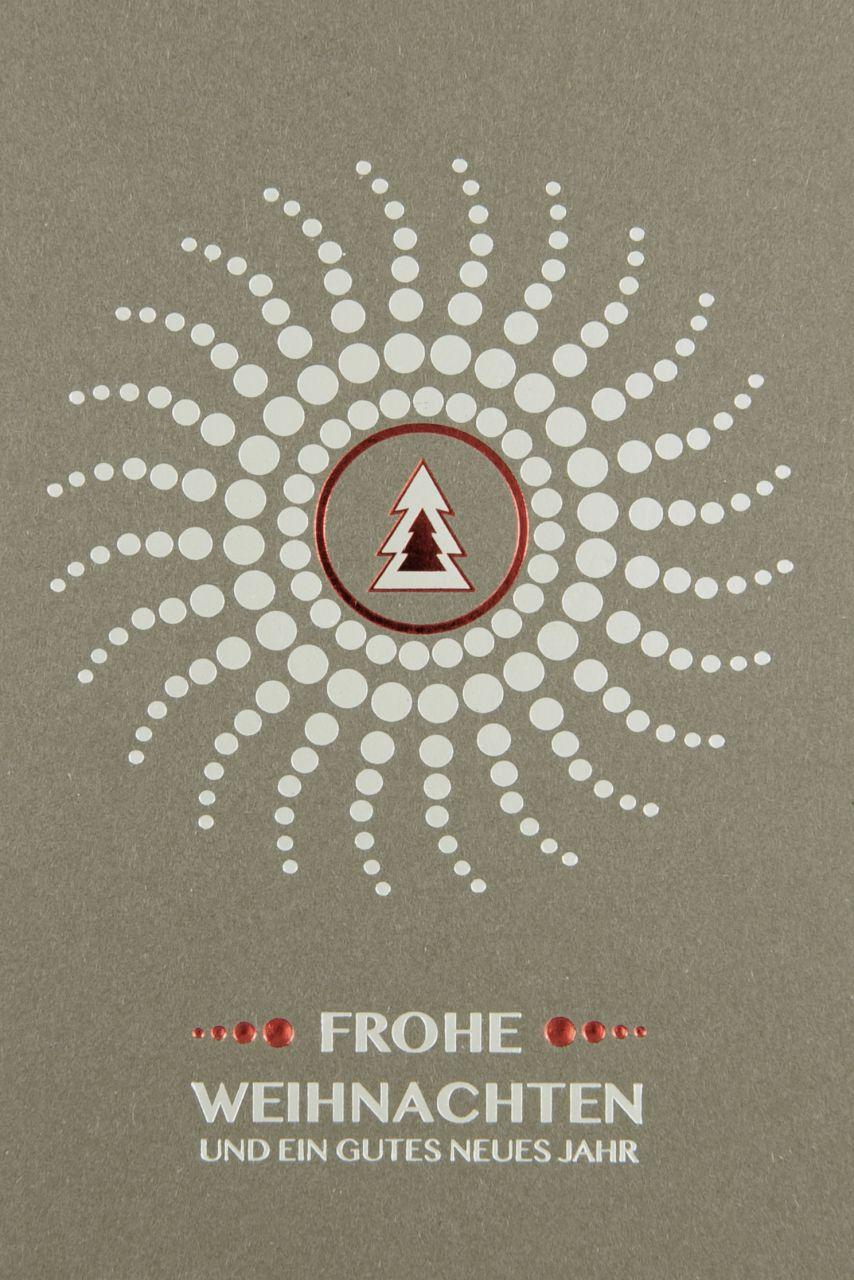 Weihnachtskarte - FW 18159