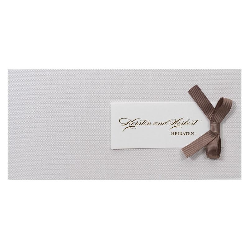 Einladungskarte - BÜ 104.022