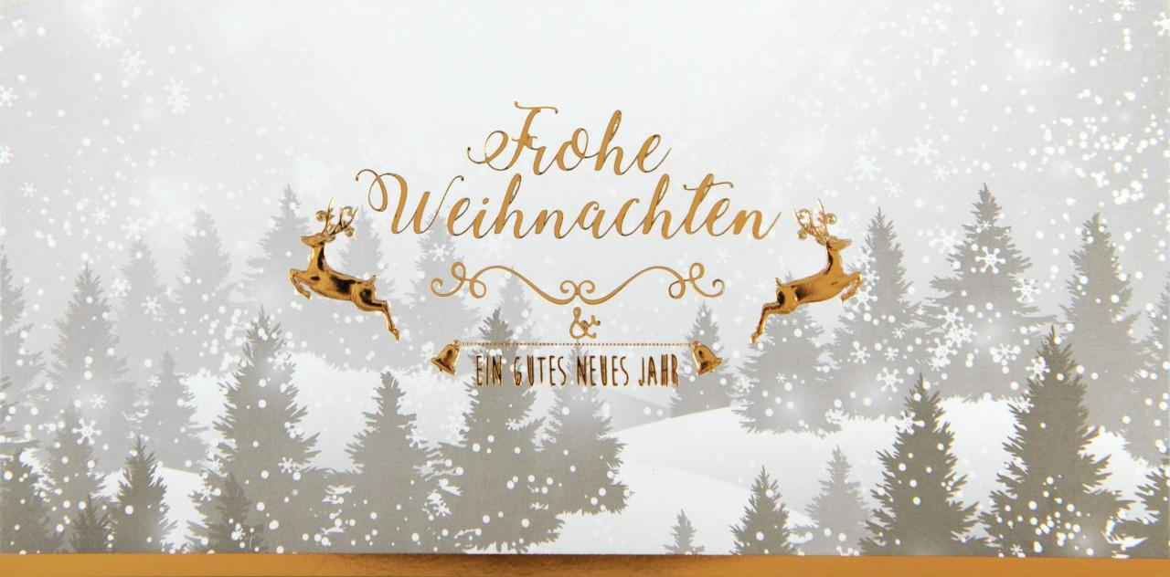 Weihnachtskarte - FW 17946