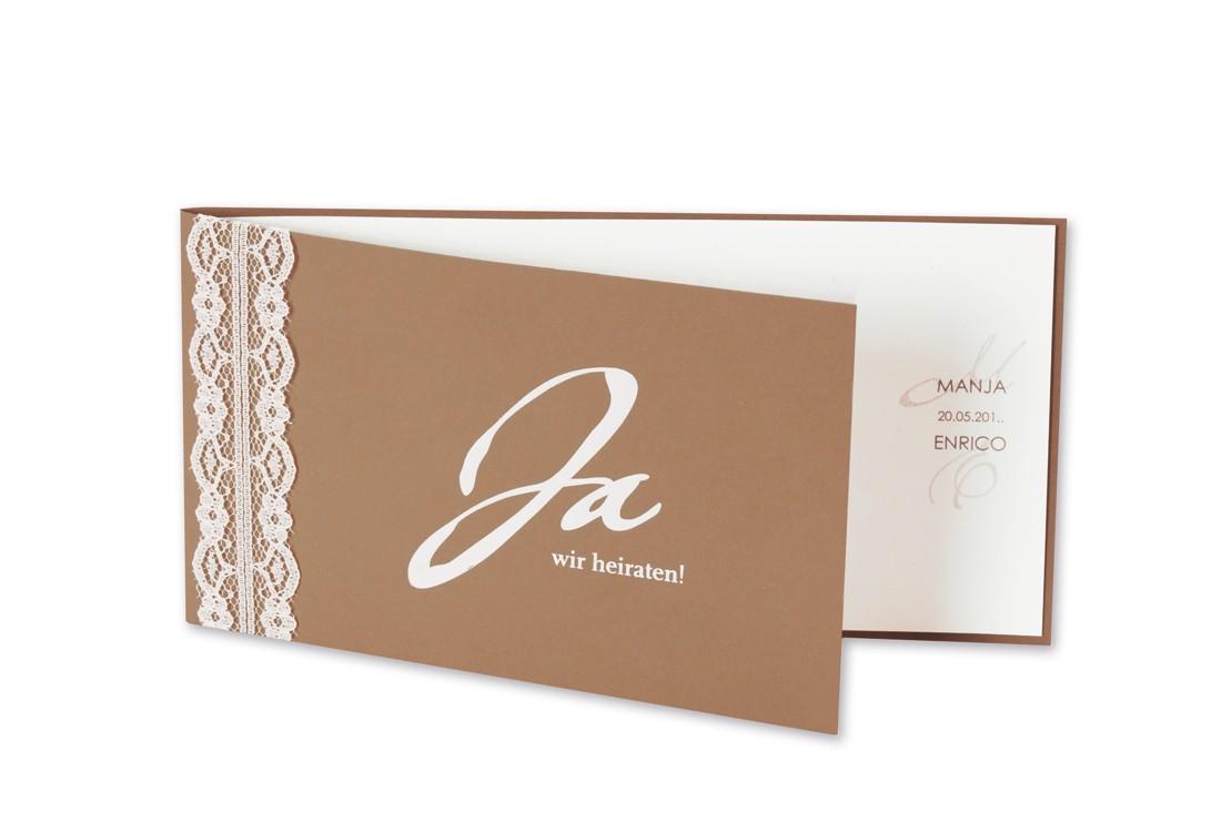 Einladungskarte - 17H102