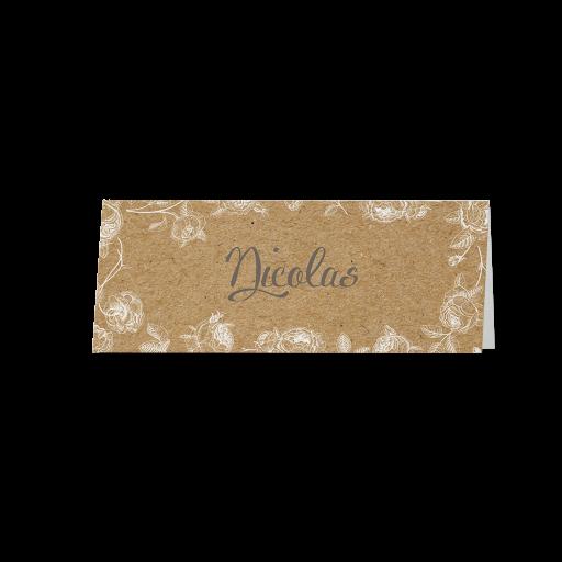 Tischkarte (6 Stück) - EX726722