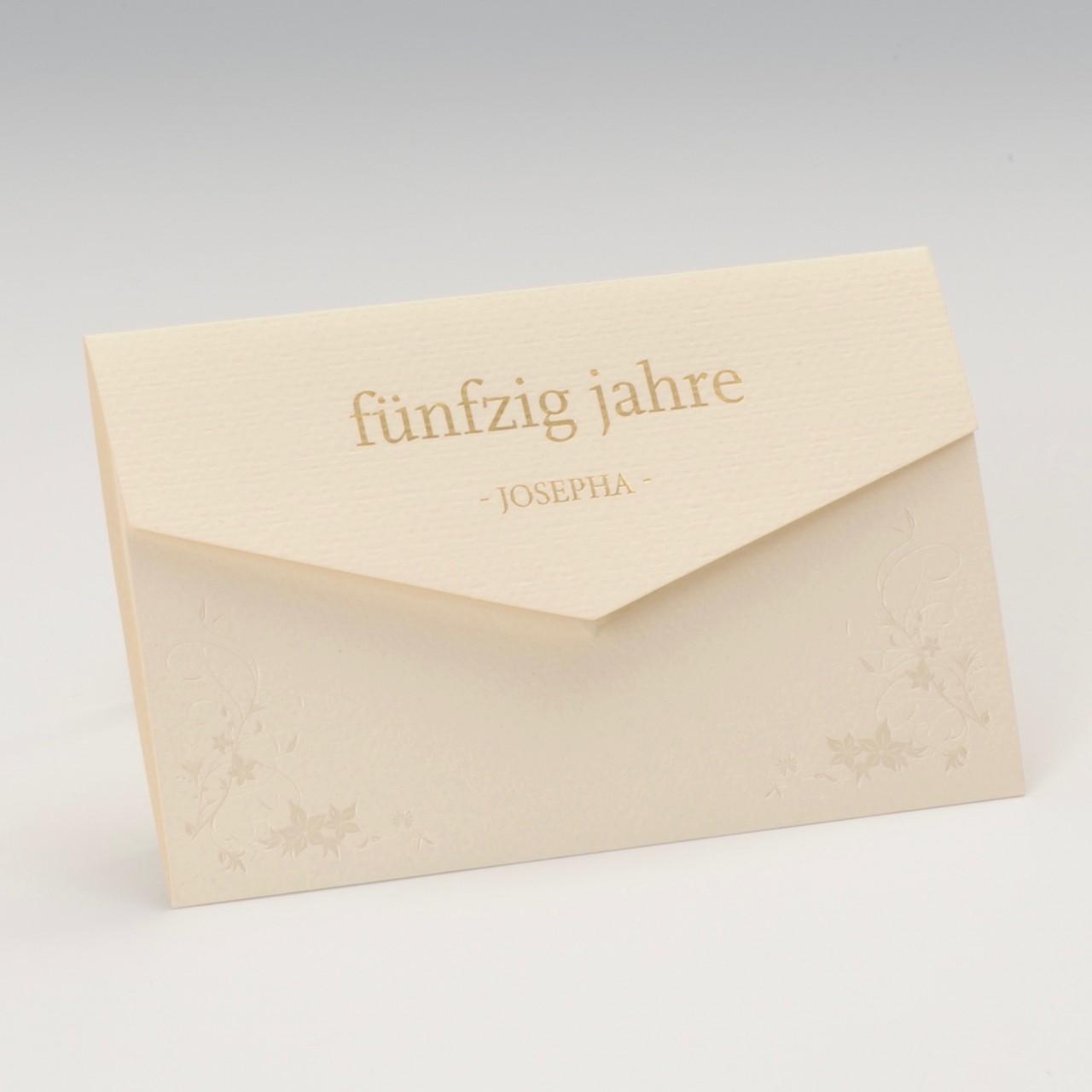 Einladungskarte - A 2070/T