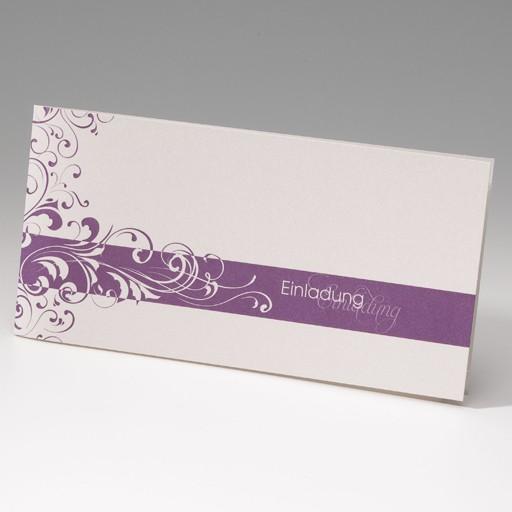 Einladungskarte - EX 725284