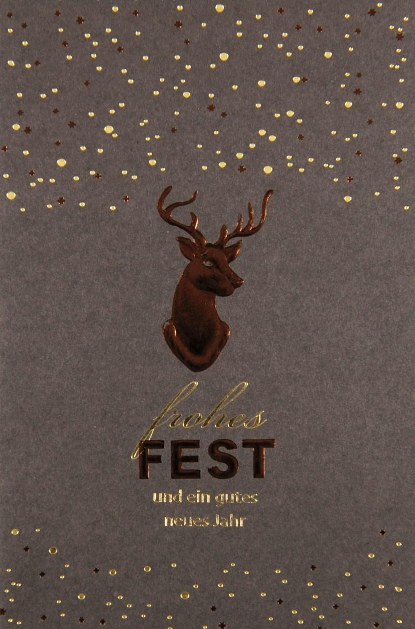 Weihnachtskarte - FW 17772