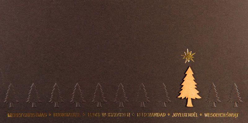 Weihnachtskarte - FW 18049