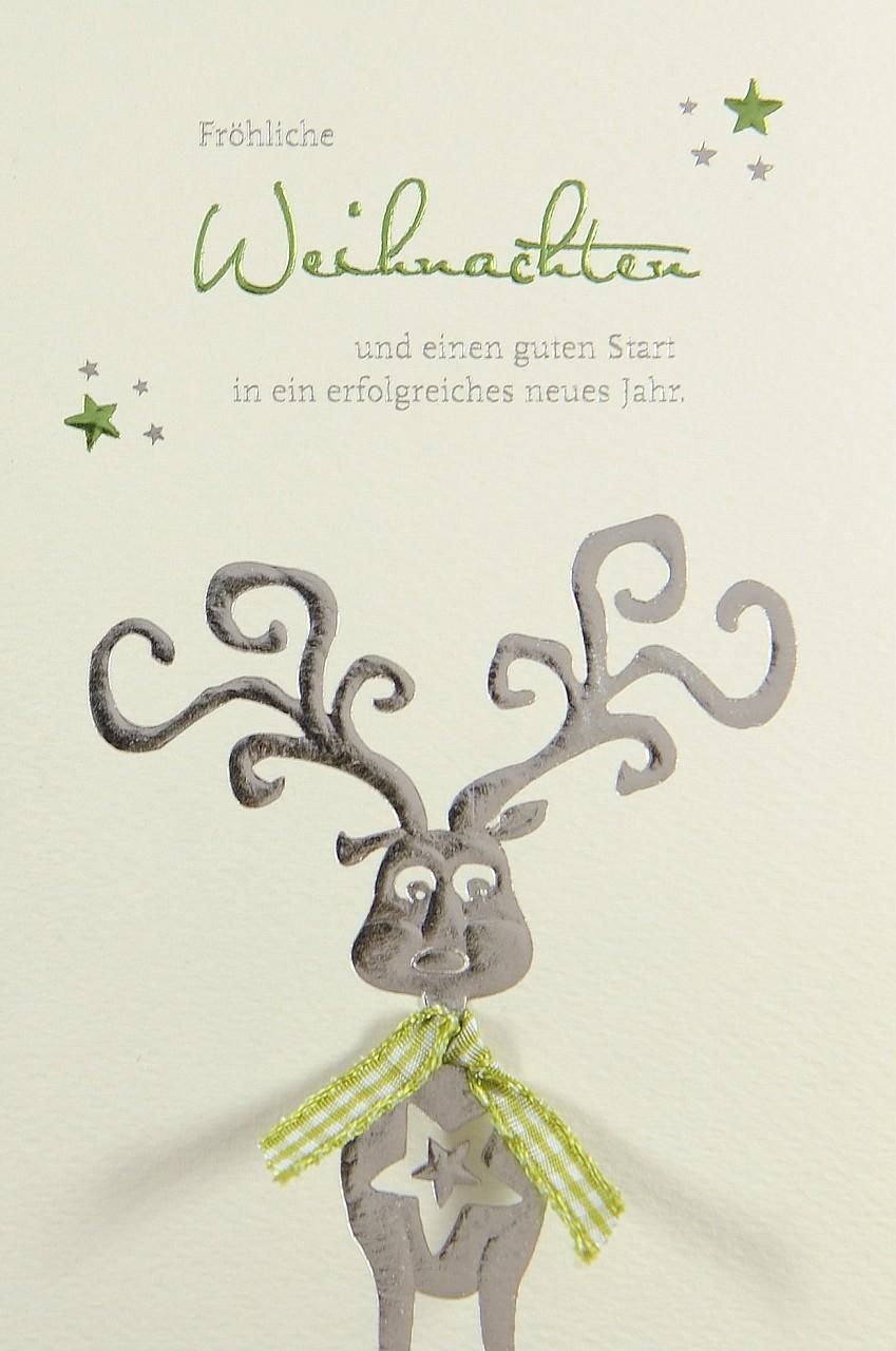 Weihnachtskarte - FW 17930