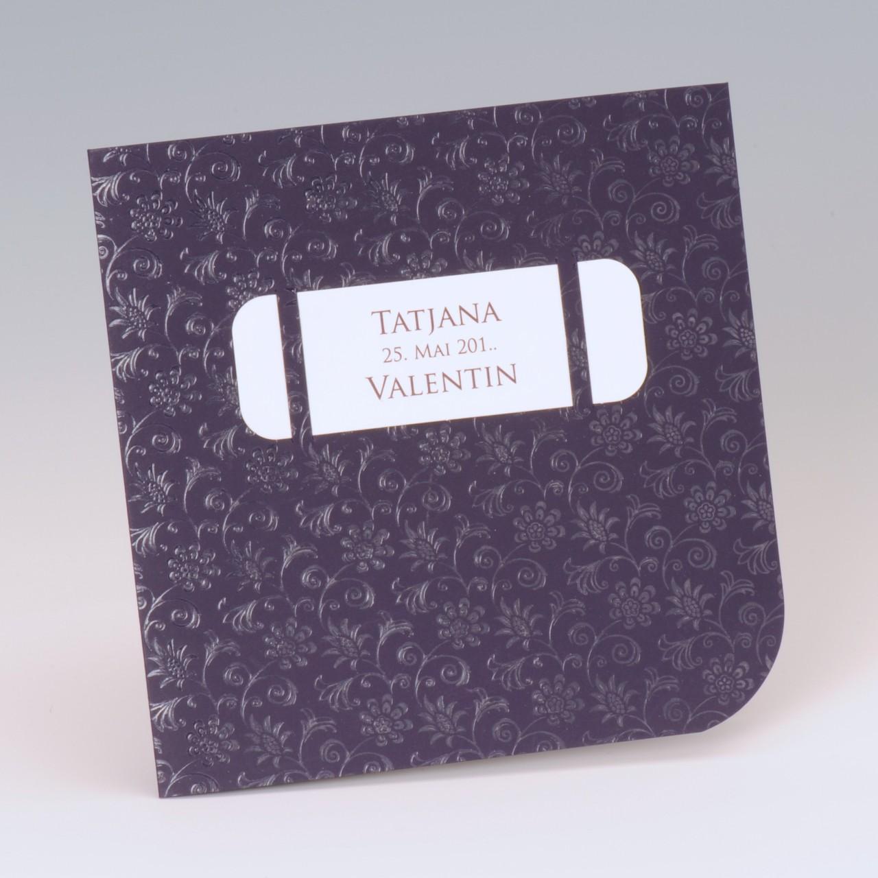 Einladungskarte - H 1904