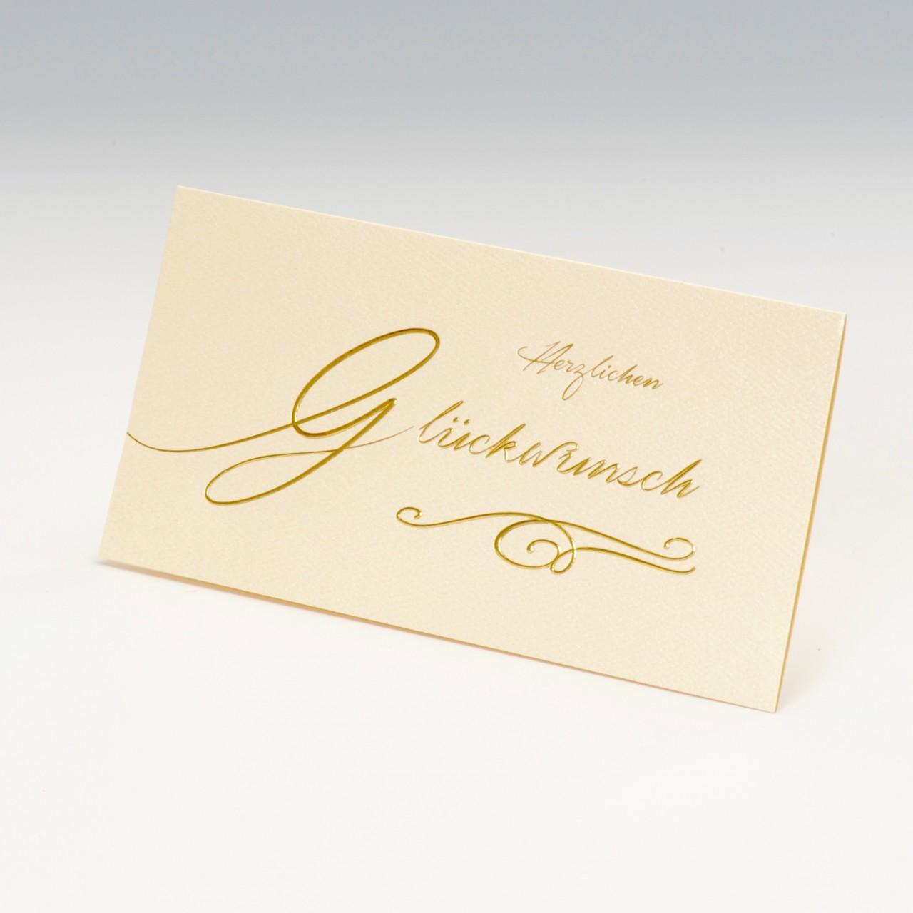 Glückwunschkarte - A 2092