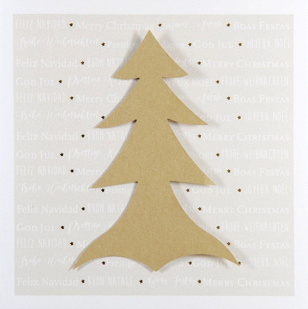 Weihnachtskarte - FW 18097