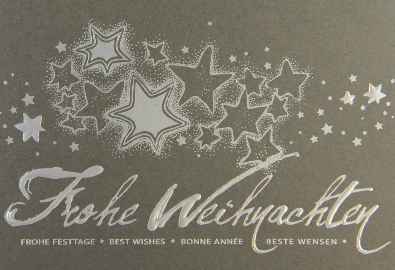 Weihnachtskarte - FW 17935