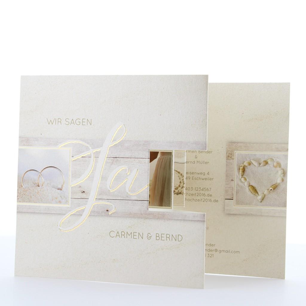Einladungskarte - EX 724018